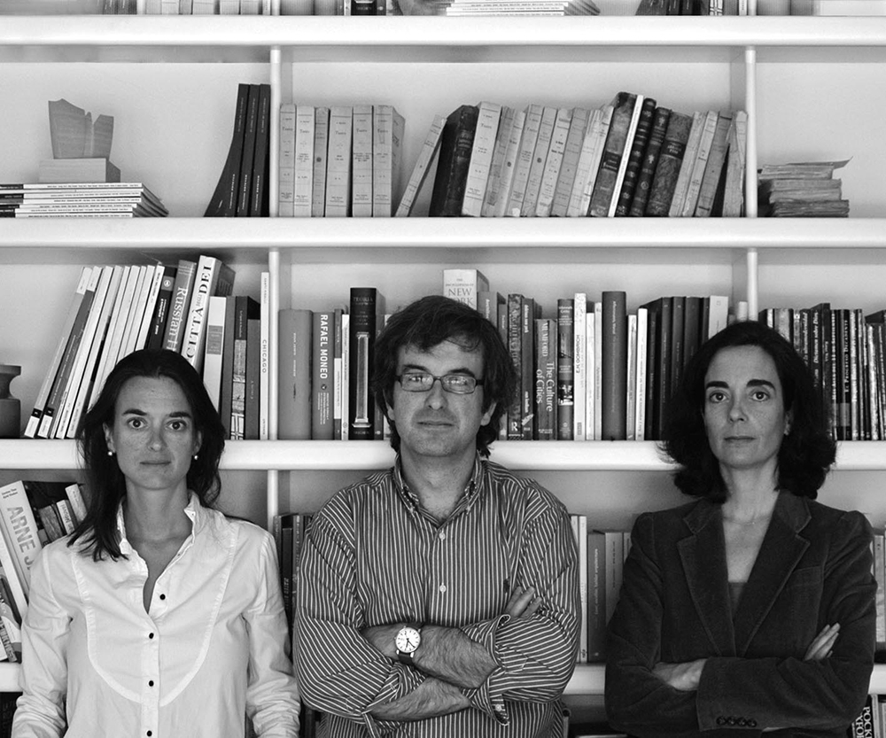 Equipo espinosa moreno - Trabajo de arquitecto en espana ...