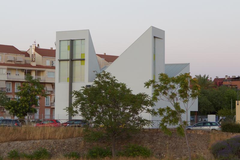 Vista desde el Campo de Tiro. © Ricardo Santonja · www.imasdmasart.com