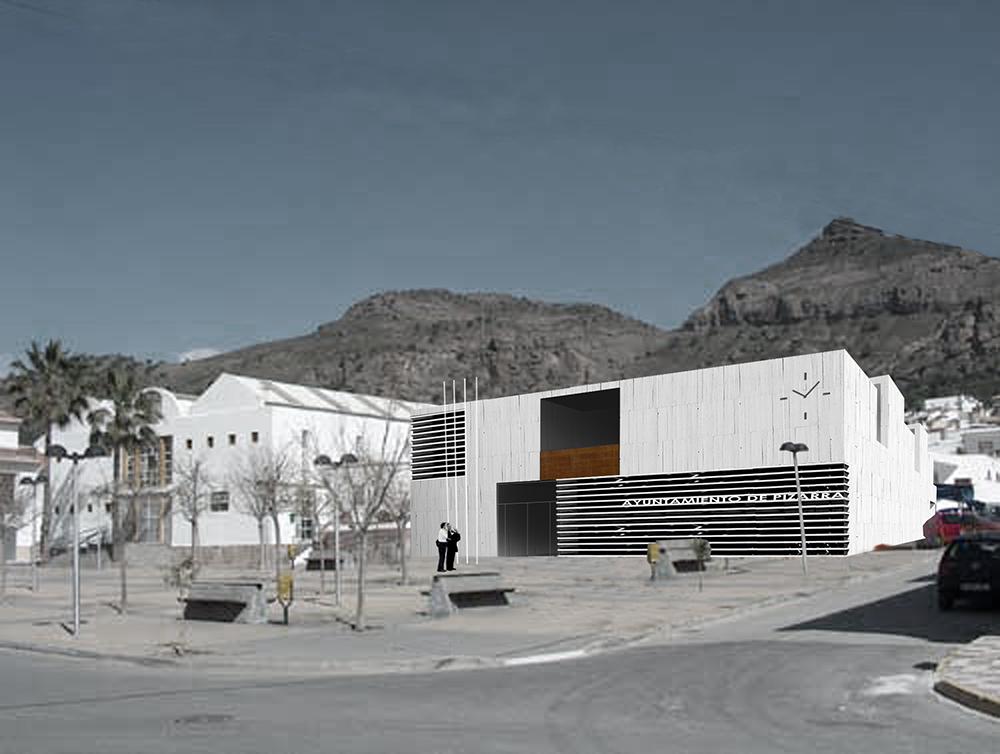 Ayuntamiento en Pizarra